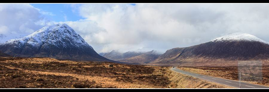 The Glorious Scottish Highlands