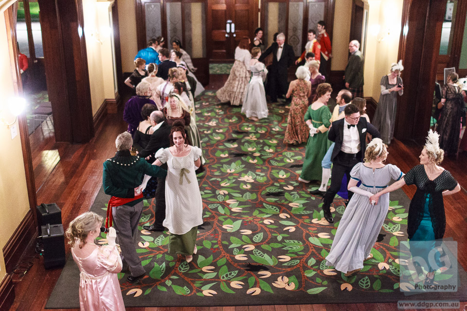 Colonial Charity Ball